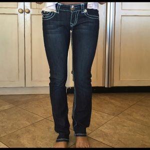 82f4bad72 True Religion Jeans - True Religion Triple Stitch Skinny Jeans sz 25
